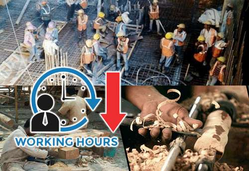 Rajasthan too reduces working hours for labourers to eight