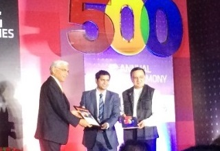 Autolite wins award for fastest growing mid-sized companies