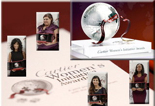 Cartier Women's Initiative Awards calls for applications