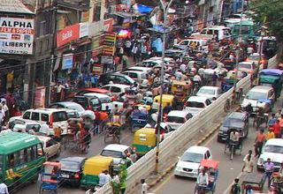 Chandni Chowk traders protest over VAT notification