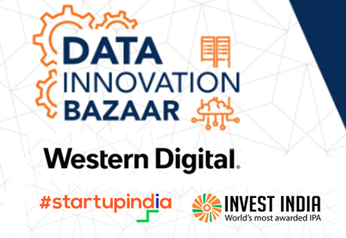Startup India-Western Digital to organize 'Data Innovation Bazaar' for young innovators of India