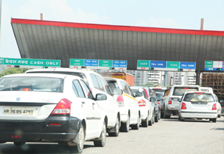 Manesar industries protest more than doubling of toll rates on NH 8